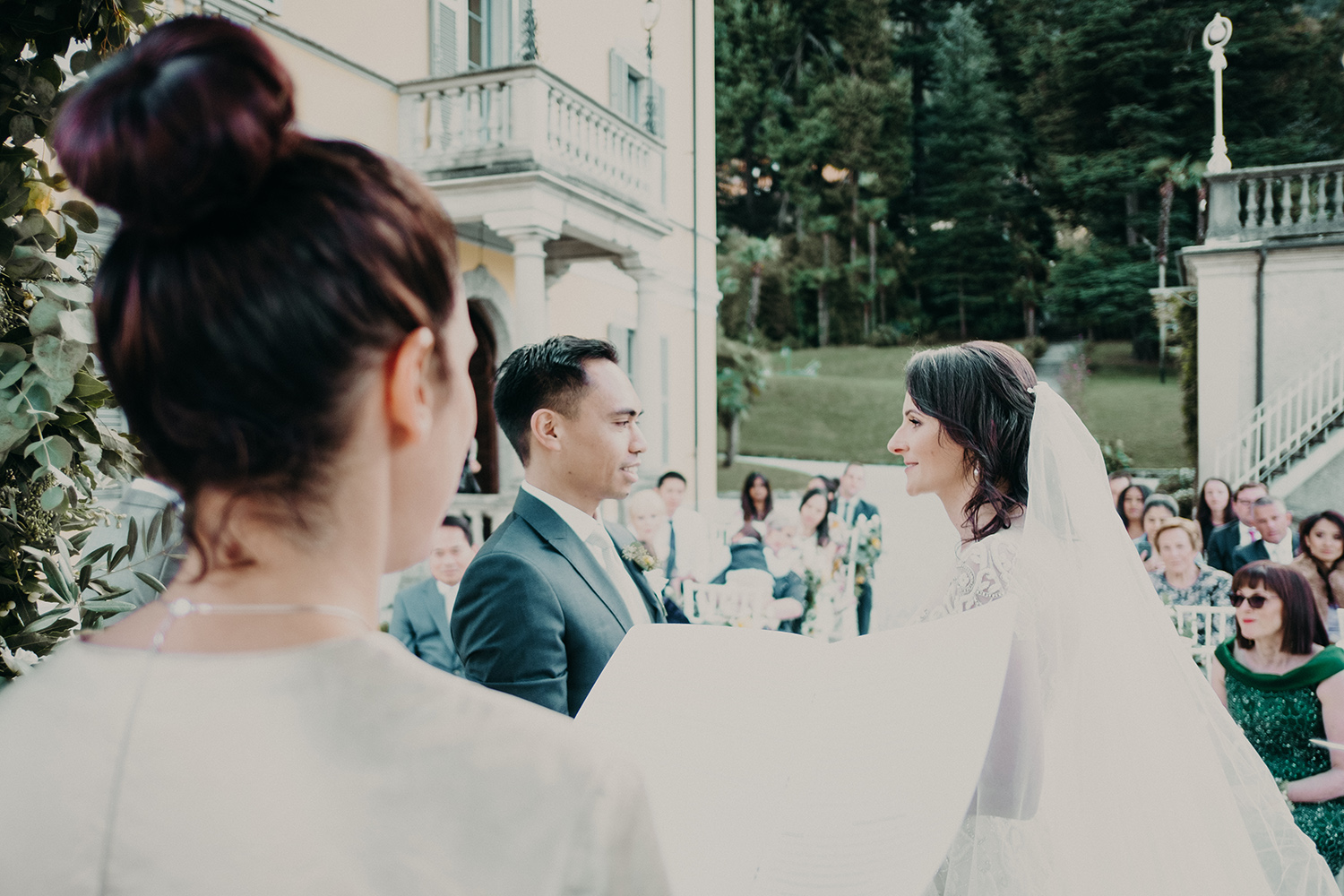 Lake Como Wedding planner