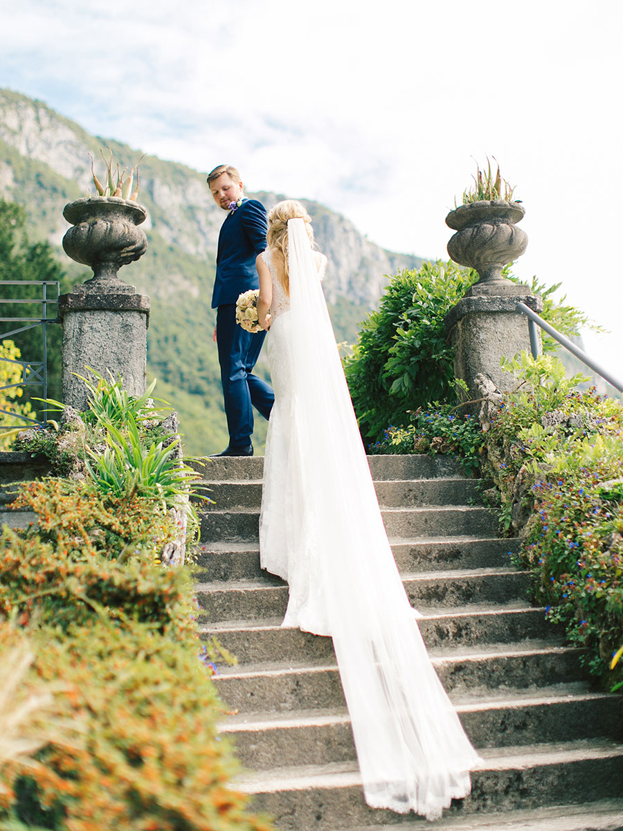 Wedding on Lake Como. Wedding in Italy