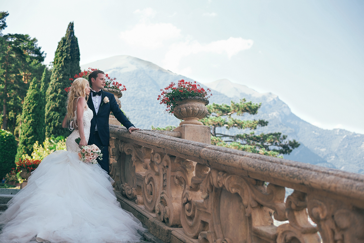 Lake Como Wedding. Photographer