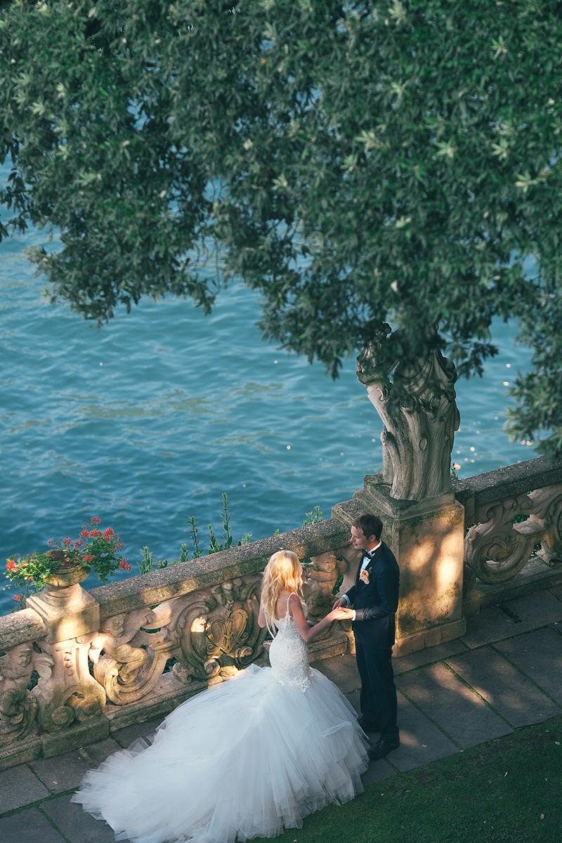 Свадьба на Комо