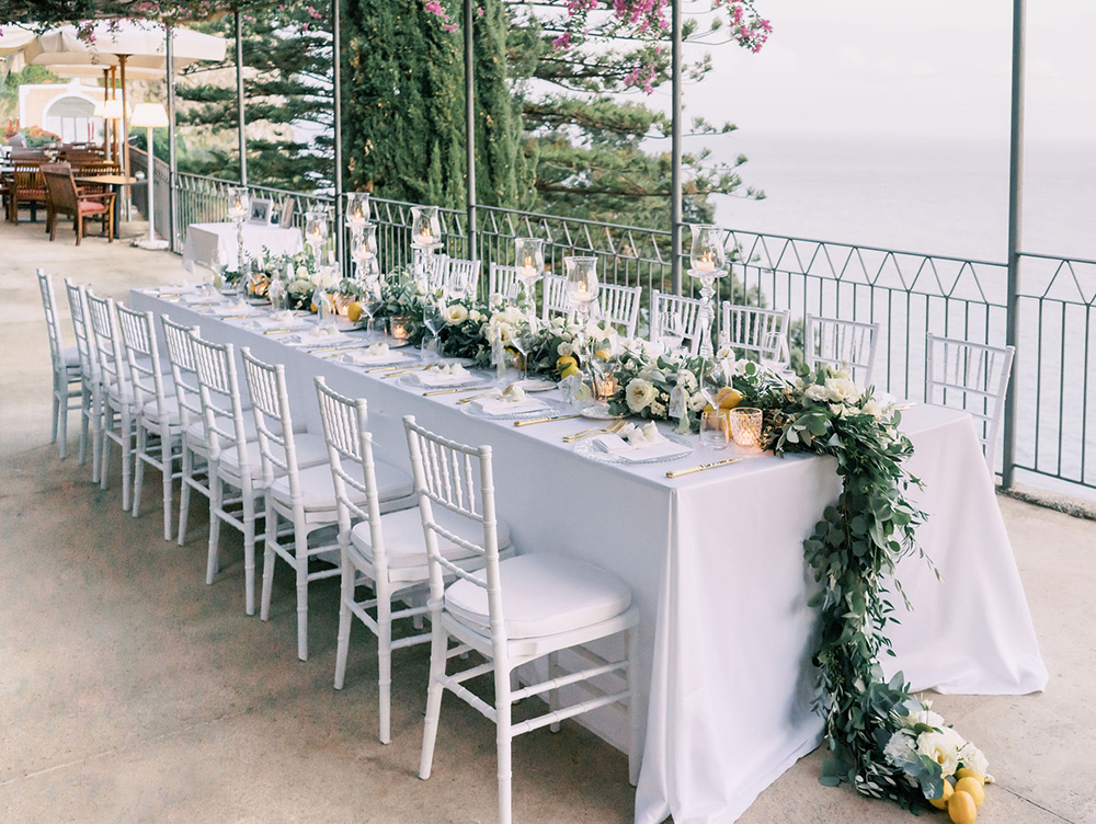 Wedding planner in Italy