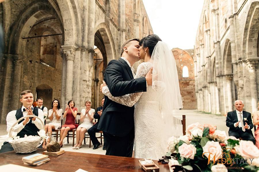Итальянские свадьбы фото